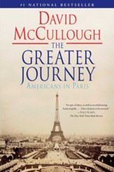 The Greater Journey - eBook