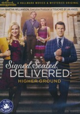 Signed, Sealed, Delivered: Higher Ground, DVD