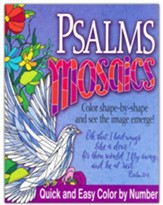 Psalms Mosaic Color By Number