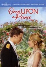 Once Upon a Prince, DVD