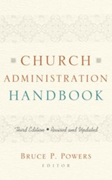 Church Administration Handbook - eBook