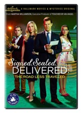 Signed, Sealed, Delivered: The Road Less Traveled, DVD
