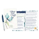 Woman of God Pen & Softcover Devotion Book Giftset