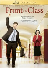 Front of the Class, DVD