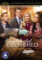 Signed, Sealed, Delivered: To The Altar, DVD