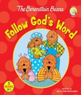 The Berenstain Bears Follow God's Word - eBook