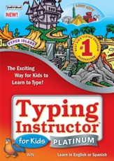 Typing Instructor for Kids Platinum 5 [Access Code]