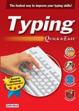 Typing Quick & Easy 17 [Access Code]