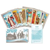Warriors of Faith, Flash Card Game