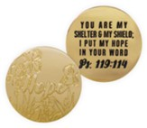 Hope Pocket Token, Ps 119:114