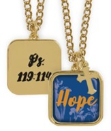 Hope Pendant, Ps 119:114
