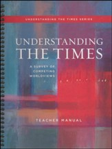 Understanding the times teacher manual (5th edition), summit.
