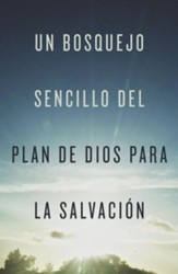 Un Bosquejo Sencillo del Plan de Dios p/ la Salvacion, 25 Tratados  (A Simple Outline of God's Way of Salvation, 25 Tracts)