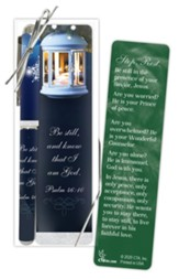 Be Still and Know Pen and Bookmark Gift Set