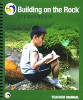 Building on the Rock Grade 5: Stewardship Teacher's  Manual