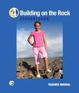 Building on the Rock Grade 4: Servanthood Teacher's Manual
