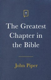 The Greatest Chapter in the Bible Tracts, Pack of 25