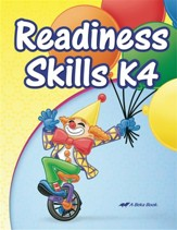 Readiness Skills K4 (Unbound Edition)