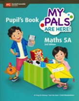 MPH Maths Pupil's Book 5A Bundle (Print plus E-Book; 3rd Edition)