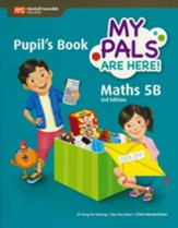 MPH Maths Pupil's Book 5B Bundle (Print plus E-Book; 3rd Edition)