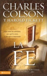 La Fe, eLibro  (The Faith, eBook)