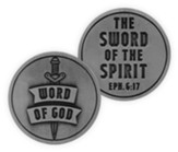Sword of The Spirit, Armor Of the Lord Pocket Token