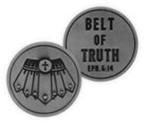 Belt of Truth, Armor Of the Lord Pocket Token