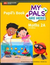 MPH Maths Pupil's Book 2A Bundle (Print plus E-Book; 3rd Edition)