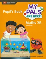 MPH Maths Pupil's Book 2B Bundle (Print plus E-Book; 3rd Edition)