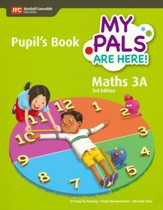 MPH Maths Pupil's Book 3A Bundle (Print plus E-Book; 3rd Edition)
