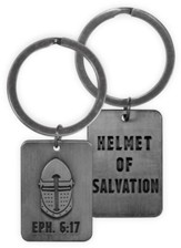 Helmet of Salvation, Armor of the Lord Keyring