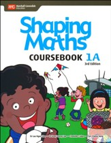 Shaping Maths Coursebook 1A (3rd  Edition)