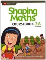 Shaping Maths Coursebook 2A (3rd  Edition)