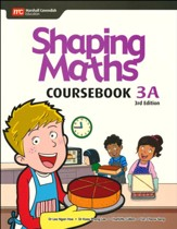 Shaping Maths Coursebook 3A (3rd  Edition)