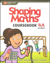 Shaping Maths Coursebook 4A (3rd  Edition)