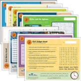 Answers Bible Curriculum Grades 4-5 Unit 10 Take Home Sheets (1 Pack; 2nd Edition)