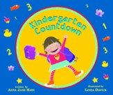 Kindergarten Countdown - eBook