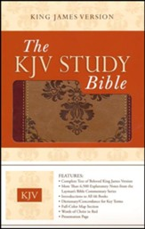 The KJV Study Bible, DiCarta Heritage