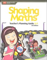 Shaping Maths Teacher's Planning  Guide 6A (3rd Edition)