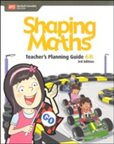 Shaping Maths Teacher's Planning Guide 6B (3rd Edition)