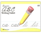 ABC Writing Tablet (Unbound Cursive  Edition)
