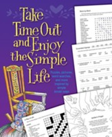 Take Time Out And Enjoy the Simple Life, Amish Life Book