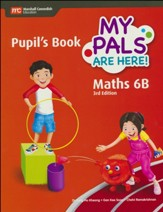 MPH Maths Pupil's Book 6B Bundle (Print plus E-Book; 3rd Edition)