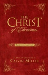 The Christ of Christmas: Readings for Advent - eBook