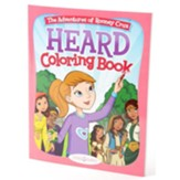 Bible Belles: HEARD Coloring Book - Slightly Imperfect