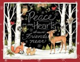 Peace In Our Hearts Christmas Cards, Box of 18