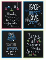 God's Praise Christmas Cards, Box of 12