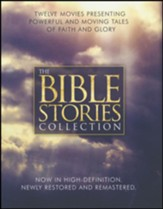 The Bible Stories Collection, Blu-ray