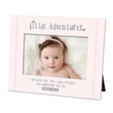 Little Adventurer Photo Frame, Pink