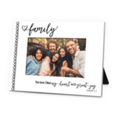 Family, Psalm 4:7 Frame